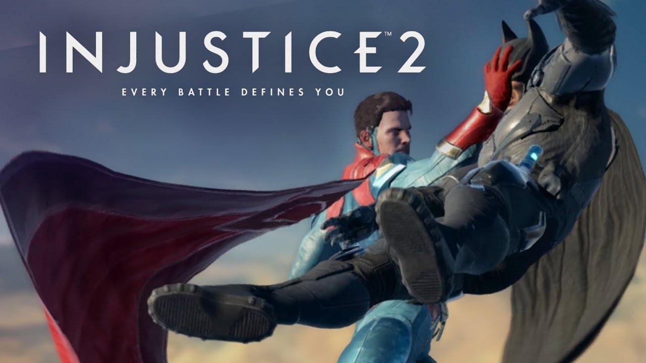 نتیجه تصویری برای Injustice 2