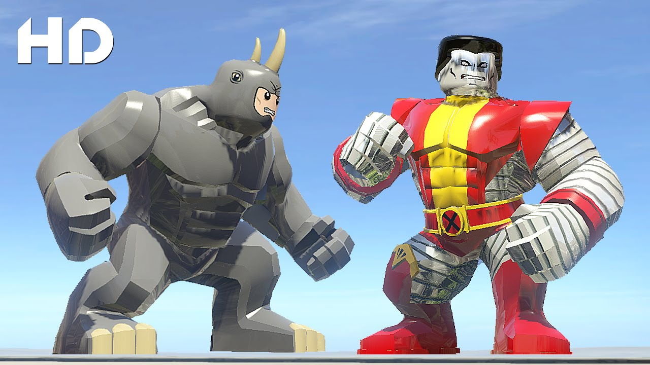Marvel Super Heroes Colossus Figure NEW