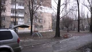 Ответственные граждане. Донецк. Партизанский 72 убежище