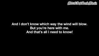 Thousand Foot Krutch - All I Need To Know | Lyrics on screen | HD