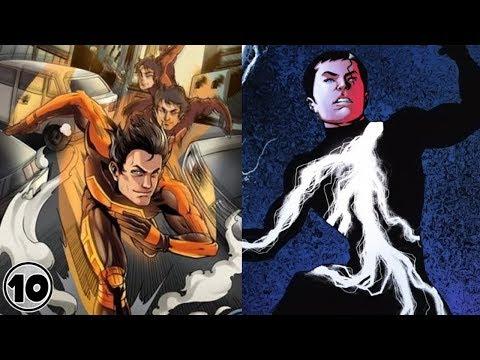 Top 10 Newest Mutants - Part 4