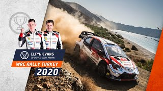WRC - Rally Turkey 2020: Review / Event Highlights