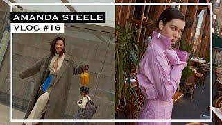72 hours in NYC + Future of Fashion Summit | Vlog #16 | Amanda Steele