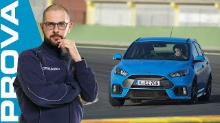 Ford Focus RS, l'integrale che va di traverso!