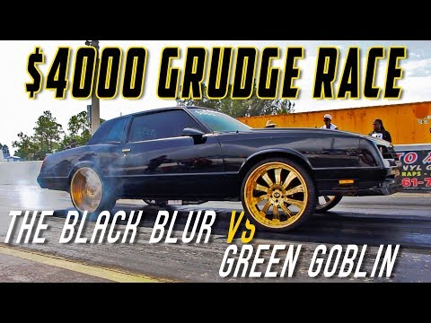BLACK BLUR VS GREEN GOBLIN : $4000 Gbody Grudge Race!  – Street Beast Ep.3