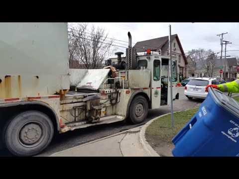 Garbage Trucks: City of Ann Arbor, Michigan