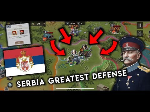 EW61914: SERBIA GREATEST CHALLENGE! THE LAST MAN STANDING! (Tech Lvl 4 + 10 Medics + Diplomacy)