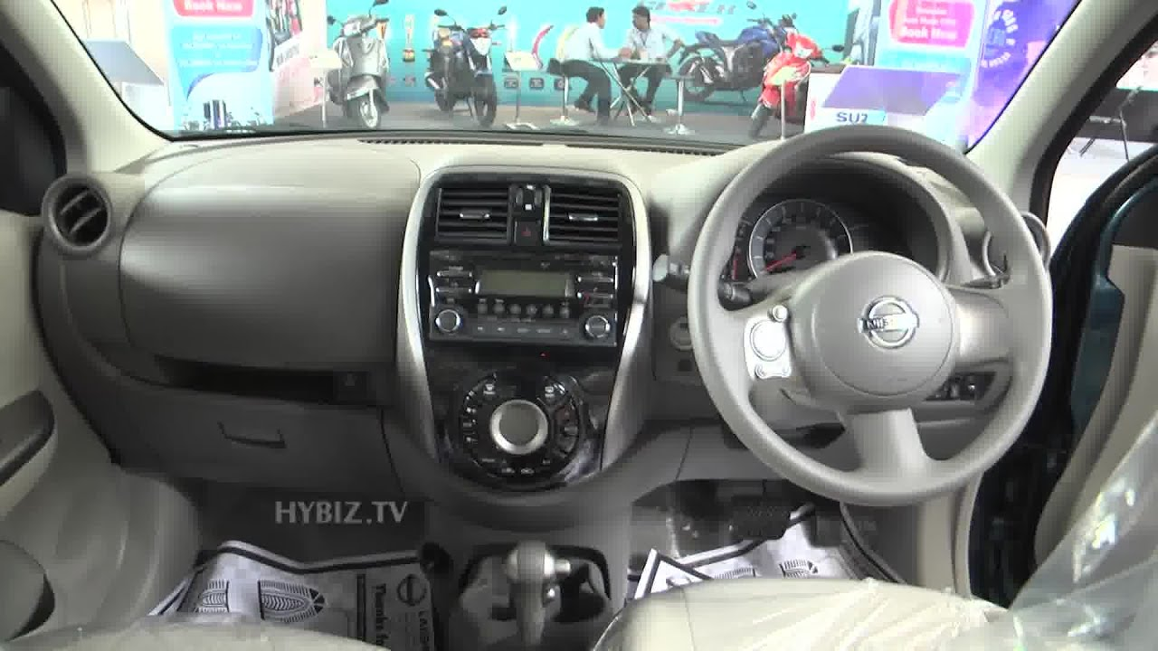 nissan micra xtronic cvt interior review at hyderabad. Black Bedroom Furniture Sets. Home Design Ideas
