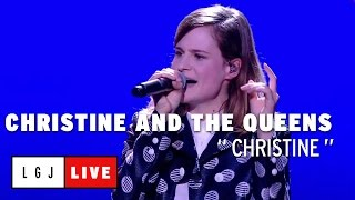 Christine And The Queens - Christine - Live du Grand Journal