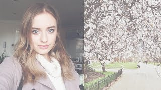 Лондон влог ♡ конкурс, тур а-ля Соня, весна пришла, так же счастья.