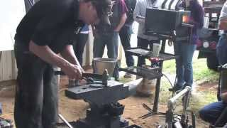Conrad Trow, CJF Demonstrations Drawing Clips