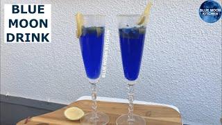 BLUE MOON DRINK    VERY REFRESHING    BLUE MOON KITCHEN