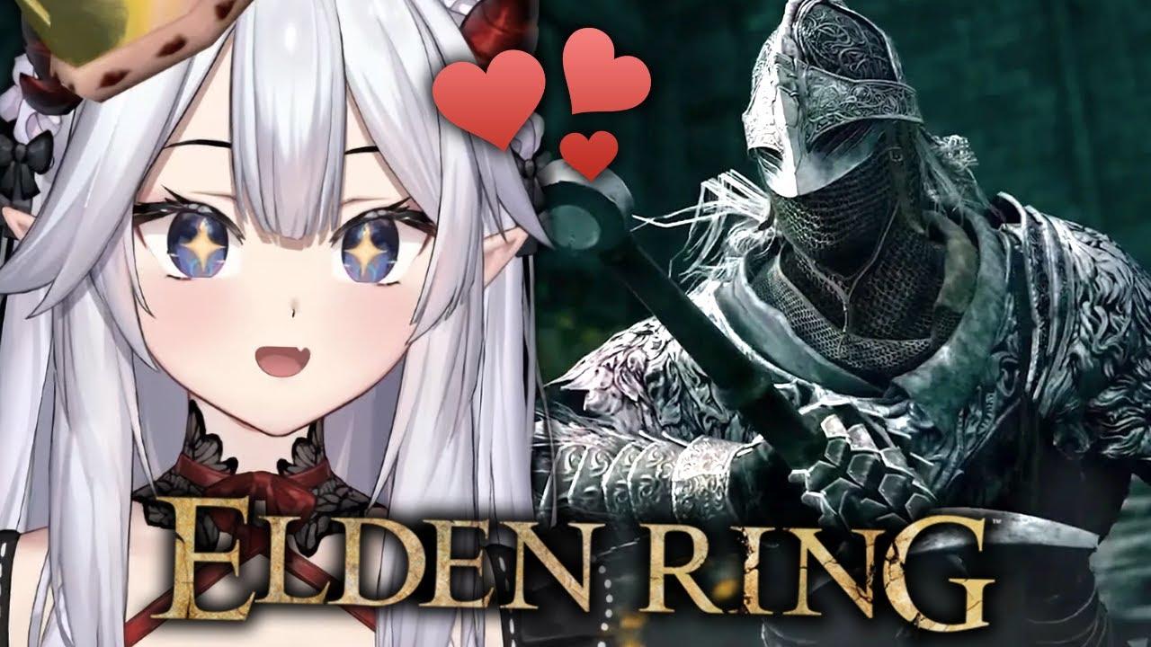 Veibae is wet for Elden Ring
