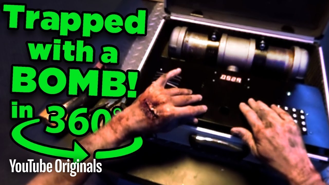 Trapped with a BOMB! – Game Lab 360 Video