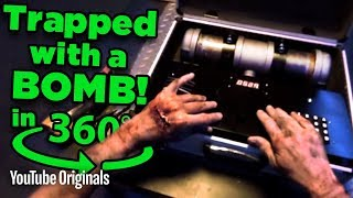 Trapped with a BOMB! - Game Lab 360 Video