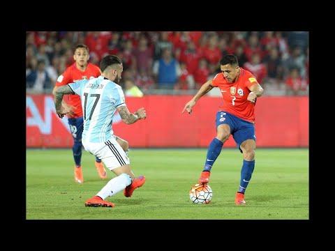 Gol de Felipe Gutierrez a Argentina Clasificatorias Russia 2018