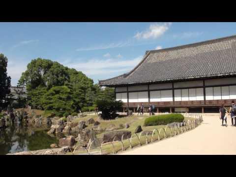 Nijo Castle, A World Heritage Landmark, Kyoto, Japan, 10/12/2016