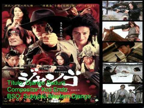 Sukiyaki OST / BSO - Django Sasurii poster
