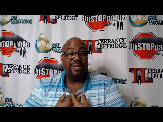 UnStopABLE Stories Show with Terrance Leftridge- Dwight DeRamus-Disappearing Dads!