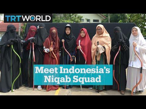 This all-female squad is fighting niqab prejudice