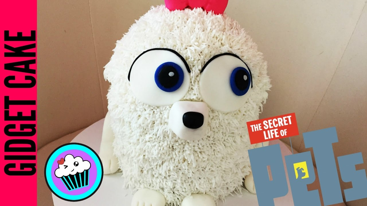 Secret Life Of Pets 2 Birthday Cake