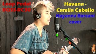 Havana - Camila Cabello ( Hayanna Borzani loop pedal cover )