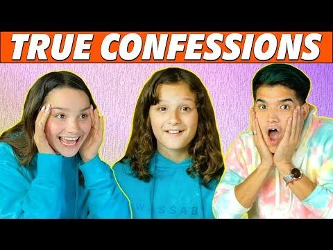 True Confessions ft. Alex Wassabi | Hayley LeBlanc & Annie LeBlanc