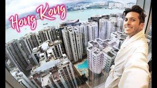 HONG KONG! Lujo y Rascacielos! | Alex Tienda ✈️