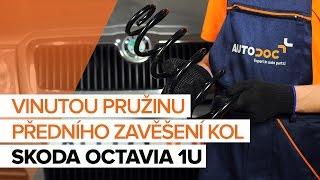 Nainstalovat Pružina tlumiče sám - video návody na SKODA OCTAVIA