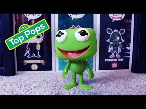 Top 5 Sesame Street Funko Pops!
