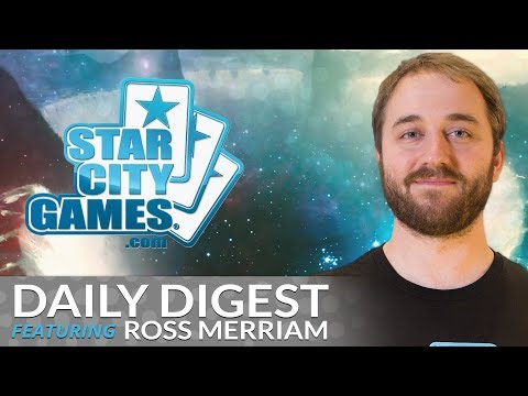 Daily Digest: Five-Color Aggro with Ross Merriam [Modern]