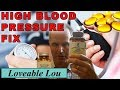 High Blood Pressure and Vitamin E with Niacin (Flush Free)