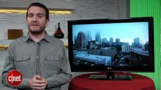 LG's budget 32-inch TV - First Look