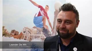 Leander de Wit, general manager, Yas Waterworld