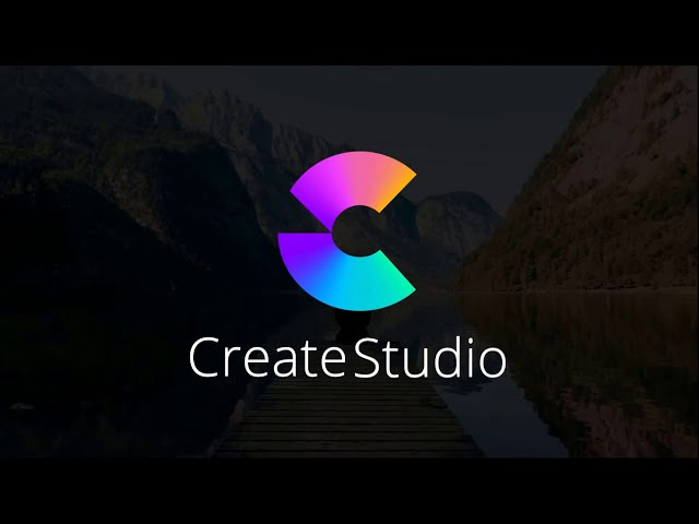 How To Make A Glitch Logo Animation in Create Studio 1.7.3 Update January 2021