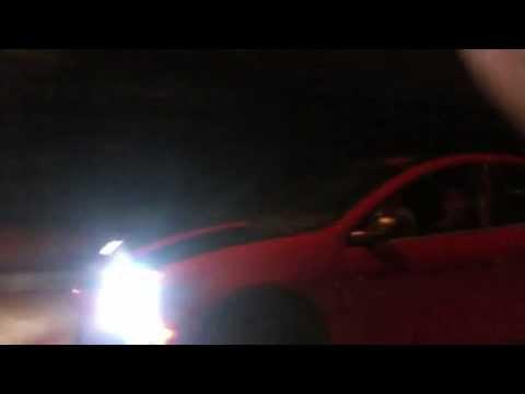 2013 Subaru WRX VS 2005 Dodge SRT4 30 roll