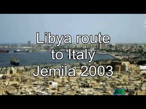 Libya route to Italy 2003 2004, Tigrina audio