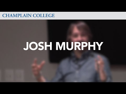 Josh Murphy: Speaking from Experience