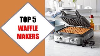 Top 5 Best Waffle Makers 2018 | Best Waffle Maker Review By Jumpy Express