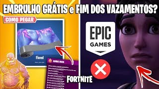 FORTNITE-FREE ITEMS, END OF LEAKERS and GRIM Reaper EXPLAINED!
