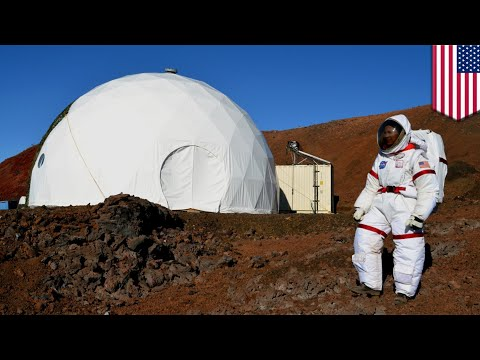 Life on Mars: Scientists kept isolated for 8 months in NASA-funded Mars simulation - TomoNews
