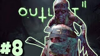 Outlast 2 | Part 8 - ESCAPE THE ARROWS!!