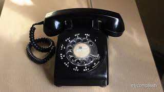 A western electric model 500 telephone ringing. i've made this sound free download at https://freesound.org/people/mycompasstv/sounds/456433/ enjoy. ► supp...