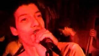 Wood In Di Fire feat. Ras Mayer Zosch 2002