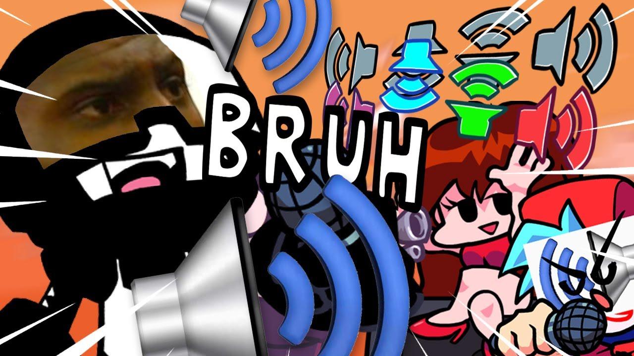 Bruhns (Guns + Bruh Sound Effect #2) [Friday Night Funkin Week 7]