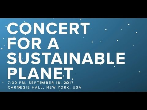 Concert for a Sustainable Planet