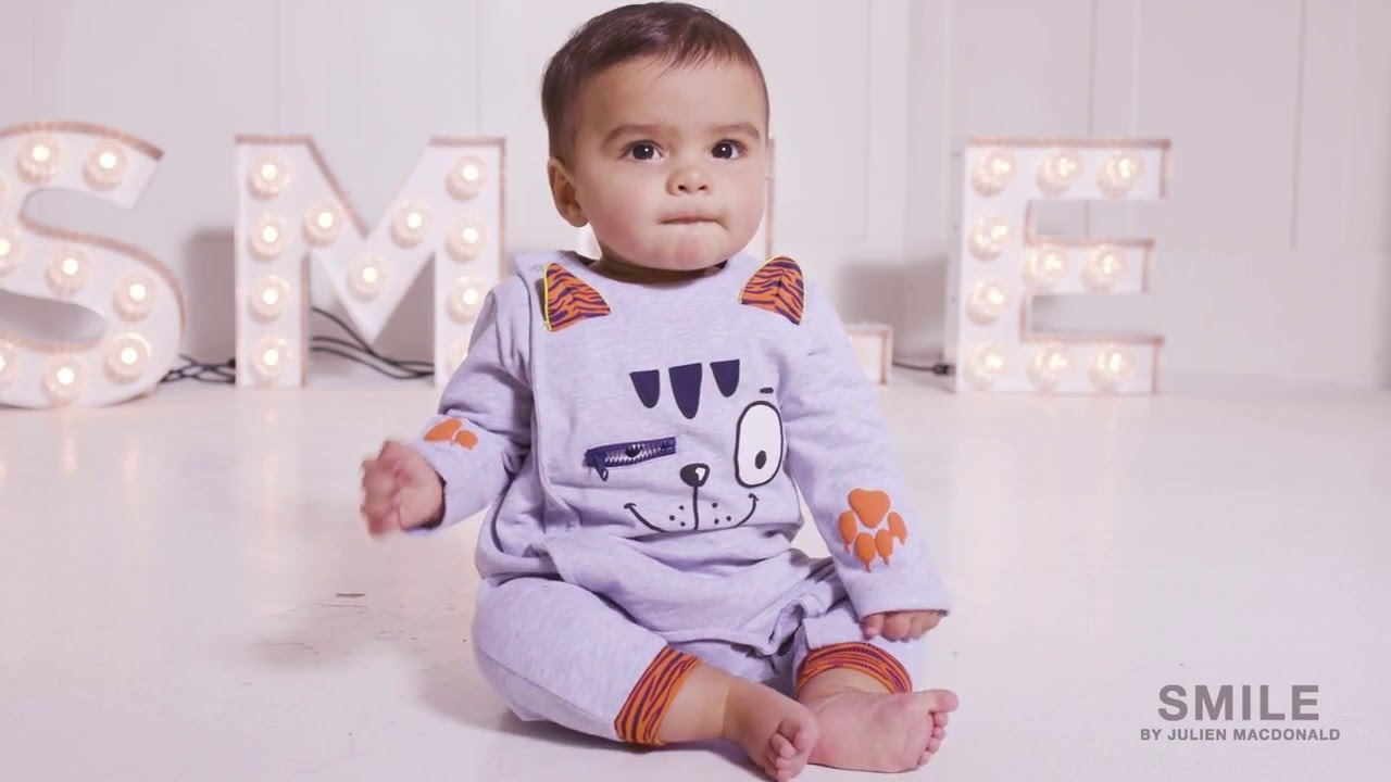 2019 year style- Mothercare collaborating with Julien Macdonald