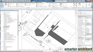 Revit Tutorials: How To Orient To Revit True North vs Revit Project North