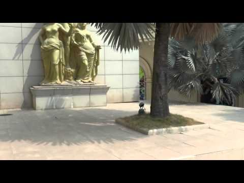 Kings Romans Casino, entrance, Golden Triangle, Laos