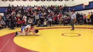 2014 Matmen Classic: 69 kg Cole Michaelis vs. Alex Moore